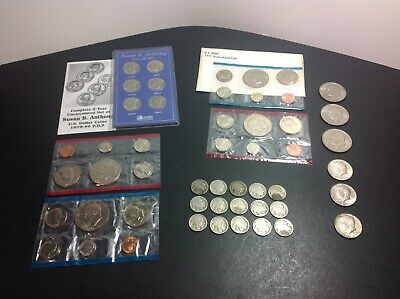 Vintage Junk Drawer US Coin Lot - Various Years & Denominations