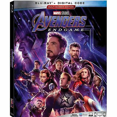 Presale Avengers End Game Bluray Digital Release Date 8 12 2019