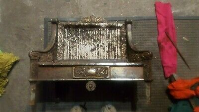 Antique Humphrey Radiantfire No 34 Art Deco Gas Fireplace