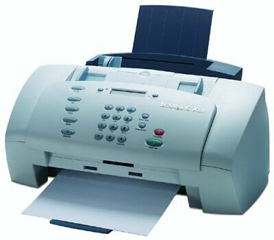 Lexmark X125 All-In-One Office Center