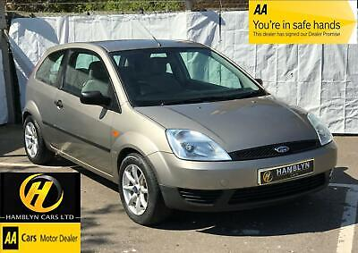Ford Fiesta 1.2 LX Climate 2003, Immaculate, AA Warranty