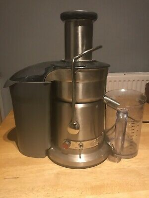 Breville JE4 Cafe Series Commercial Grade Juicer Now Known As Sage Nutri