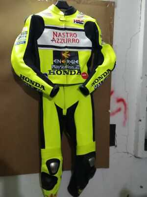 Top Quality Motorbike Suit Motorcycle Leather Racing Sports Riding Protection