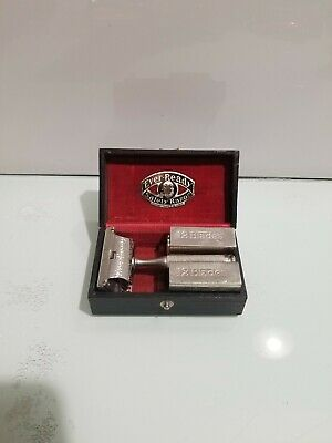 Antique Ever Ready Safety Razor in Box