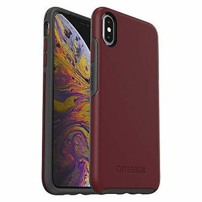 OtterBox SYMMETRY SERIES Case for iPhone Xs Max - Retail Packaging - FINE PORT..