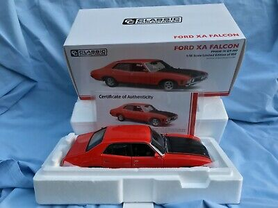 Classic Carlectables 1:18 Ford XA Falcon Phase IV GTHO