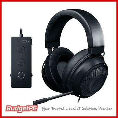 Razer Kraken Tournament Edition Wired Gaming Headset - Black