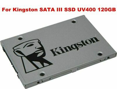 "SSD UV400 2.5"" 120GB SATA III TLC Internal Solid State Drive For Kingston PC"