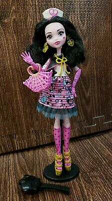Monster High Doll Draculaura Shriekwrecked 2nd Wave Nautical Excellent Cond!