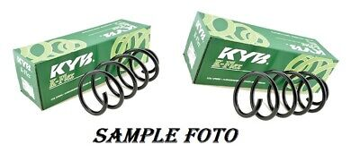 2x Kayaba RH3370 Front Suspension Coil Springs AUDI A4 11.00-06.08