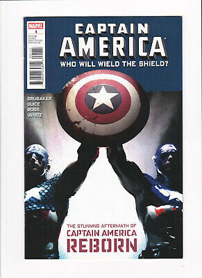 Captain America Reborn; Who Will Wield The Shield; ONE SHOT - 2010 - Marvel