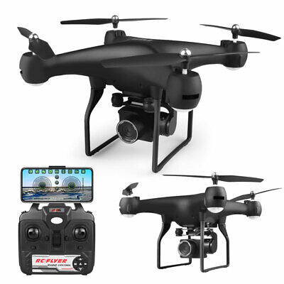 2019 F68 GPS FPV Drone With 1080P HD Camera WIFI RC Quadcopter Follow Quadcopter