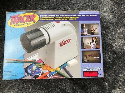 Hardly Used Boxed Autograph Tracer Projector - CHEAP & Free P&P