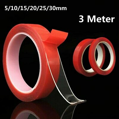 3M VHB 4229P Double Sided Tape 3M 5-30mm Acrylic Foam Adhesive Mounting Tape