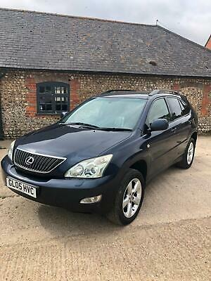 Lexus RX 300 with a BRAND NEW MOT