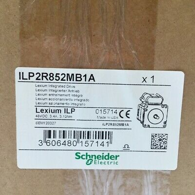 Schneider Electric ILP2R852MB1A Lexium Integrated drive New NFP Sealed