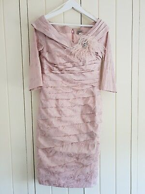IRRESISTIBLE by VEROMIA Mother of the Bride Mother of the Groom Dress - Size 12