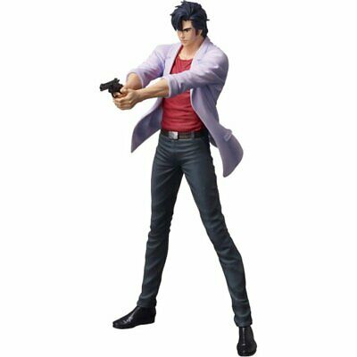 CITY HUNTER NICKY LARSON Figurine RYO SAEBA Creator X Creator 20cm Banpresto