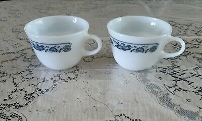Corelle Old Town Blue Set Of Two Mugs
