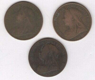 Victoria One Penny Coins | British Coins | Pennies2Pounds