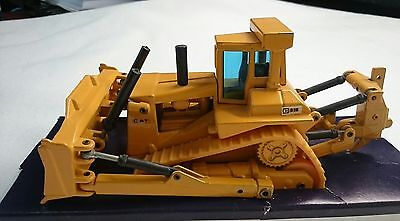 Vintage Joal Diecast Caterpillar Cat D10 Chain Tractor Made In Spain