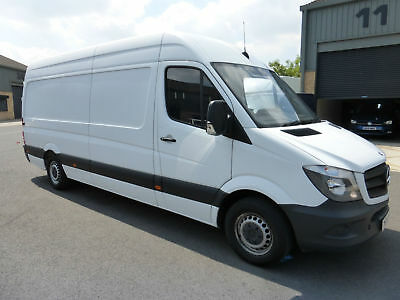 2014 Mercedes Sprinter 313 CDi LWB High roof + 500kg Tail-lift, ONE OWNER, FSH