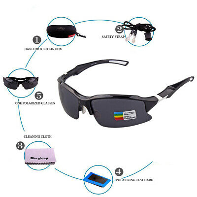 Professional Polarized Cycling Glasses Casual Sports Outdoor Sunglasses Fashion