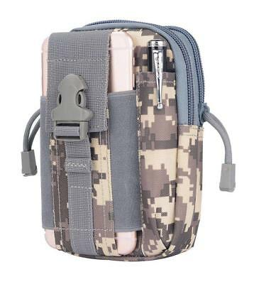 Multi Function Compact Bag With Cell Phone Pack Tools Organizer Outdoor Sports