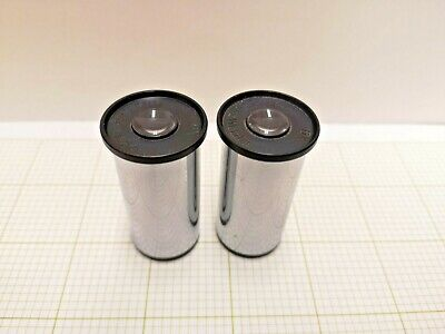 Ernst Leitz Wetzlar microscope eyepieces, two of 6x