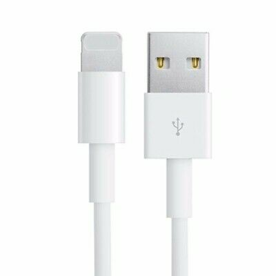 2-PACK OEM Lighting USB Charger Data Cable Apple iPhone 5 6 7 8 Plus Xs 2m/6ft
