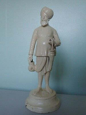 Antique Indian Sikh Terracotta Figure