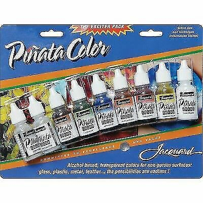 Jacquard Products JAC9916  Pinata Color Exciter Ink Pack, Multicolors New