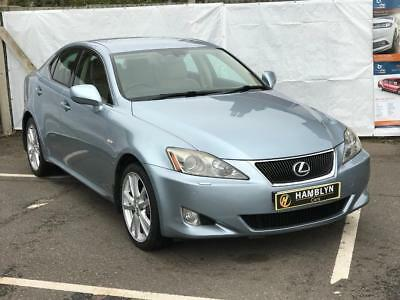 Lexus IS 220D Sport 6 Speed, *Heated Alcantara* Cruise, Alloys, 12 Month Mot,...