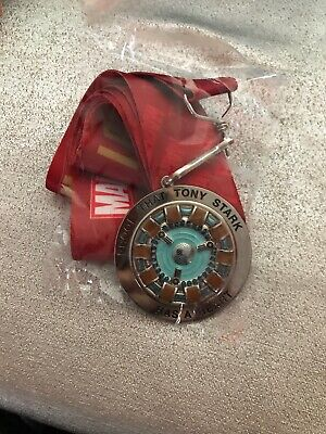 SDCC 2019 I am Iron Man Arc Reactor Lanyard Exclusive Marvel Avengers Endgame To