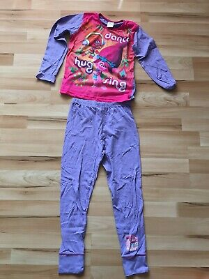 Girls - Trolls Pyjamma's - 9-10years