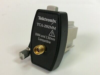 TEKTRONIX TCA-292MM SMA & 2.92mm INPUT TEKCONNECT ADAPTER