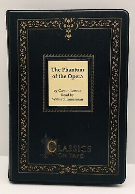 The Phantom Of The Opera Audio Book On Cassette Tapes