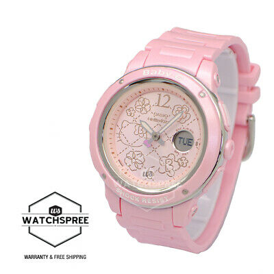 aa4dd3f3b Casio Baby-G X Hello Kitty Collaboration Limited Models Watch BGA150KT-4B