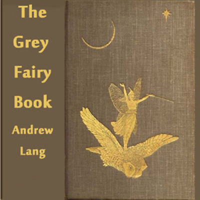 The Grey Fairy Book by ANDREW LANG MP3 DVD Audiobook