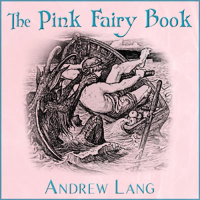 The Pink Fairy Book, Childrens Audiobook Andrew Lang on 1 MP3 DVD Free Shipping
