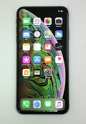 Apple iPhone XS Max 64GB Space Grey Unlocked AU Stock - MT502X/A