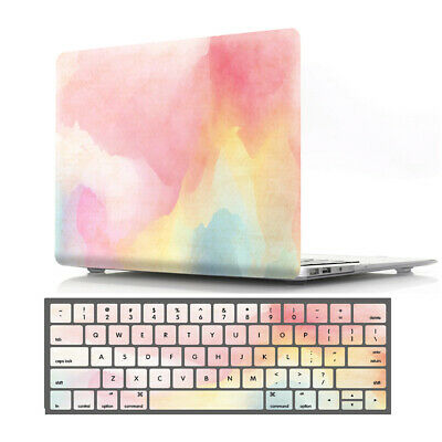 "Rainbow Mist Pattern Ultra Slim Hard Case Shell  for MacBook AIR PRO 11"" 13"" 15"""
