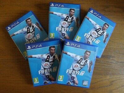 FIFA 19: Standard Edition - PlayStation 4 (PS4) - *MINT CONDITION* FREE P&P!