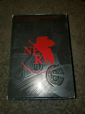 Neon Genesis Evangelion - The Perfect Collection Box Set. LN. COMPLETE.