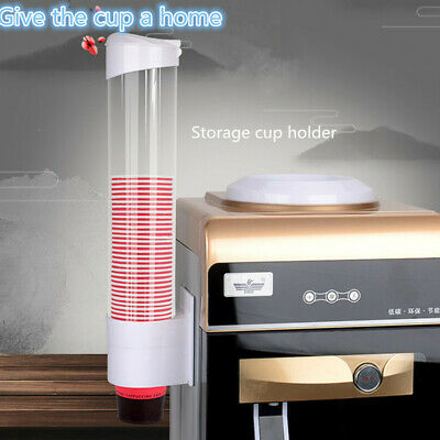 Water Dispenser Accessory Primo Side Mount Cooler Cup Holder Home Office Storage