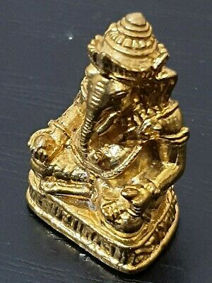 Ganesha Statue in Real Brass