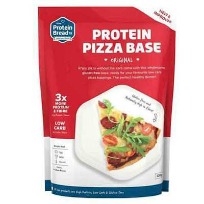 Protein Pizza Base By The Protein Bread Co