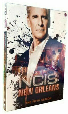 NCIS New Orleans Season 5 DVD UK Compatible Brand New Sealed Fast Delivery
