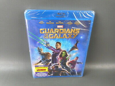 Guardians Of The Galaxy [Blu-ray] Factory Sealed.