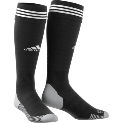 Adidas Stirrup Socks Adi Sock 18 Black Knee Socks Soccer Socks New